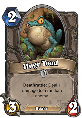 Huge Toad is pretty bad.